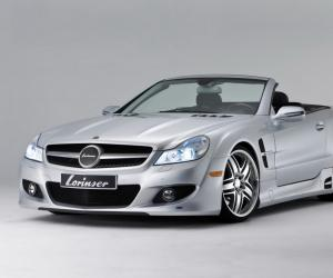 Mercedes-Benz SL 500 photo 3