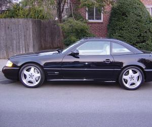 Mercedes-Benz SL 500 photo 5