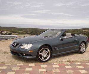 Mercedes-Benz SL 500 photo 6