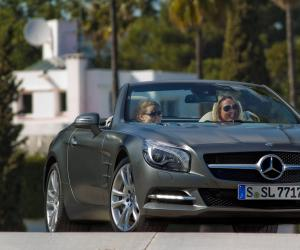 Mercedes-Benz SL 500 photo 8