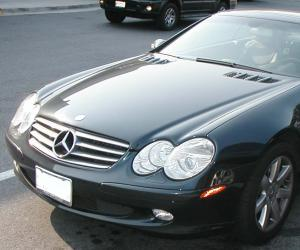 Mercedes-Benz SL 500 photo 9