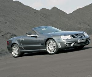 Mercedes-Benz SL 55 AMG photo 1