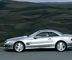 Mercedes-Benz SL 600 photo 6