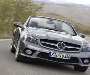 Mercedes-Benz SL 600 photo 7