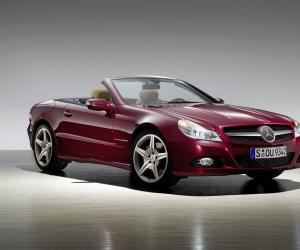 Mercedes-Benz SL 600 photo 8
