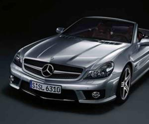 Mercedes-Benz SL 600 photo 9