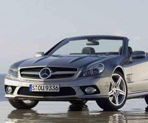 Mercedes-Benz SL 600 photo 10