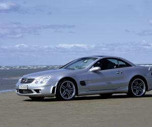 Mercedes-Benz SL 600 photo 13