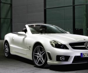 Mercedes-Benz SL 63 AMG photo 1