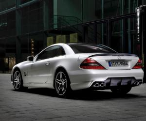 Mercedes-Benz SL 63 AMG photo 2