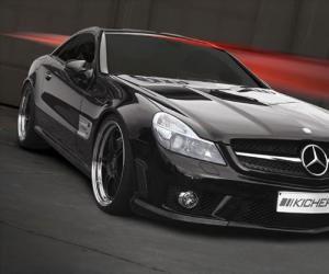 Mercedes-Benz SL 63 AMG photo 3