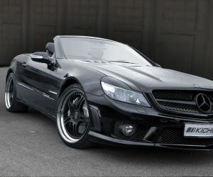 Mercedes-Benz SL 63 AMG photo 4