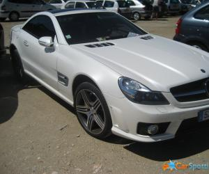 Mercedes-Benz SL 63 AMG photo 5