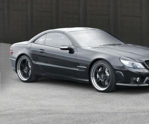 Mercedes-Benz SL 63 AMG photo 6
