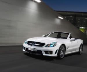 Mercedes-Benz SL 63 AMG photo 8