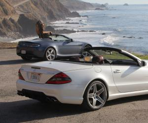 Mercedes-Benz SL 63 AMG photo 10