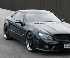 Mercedes-Benz SL 63 AMG photo 12