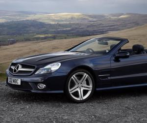 Mercedes-Benz SL-Klasse photo 2