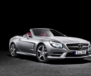 Mercedes-Benz SL-Klasse photo 5