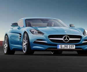 Mercedes-Benz SLC AMG photo 1