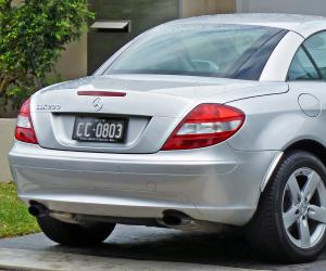 Mercedes-Benz SLK 200 Kompressor photo 1