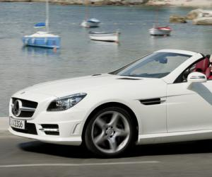 Mercedes-Benz SLK 250 CDI photo 1