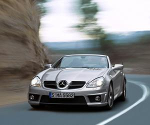 Mercedes-Benz SLK 280 photo 2