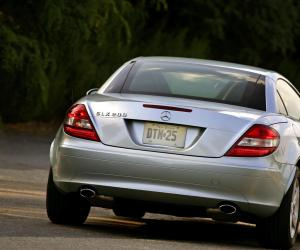 Mercedes-Benz SLK 280 photo 7