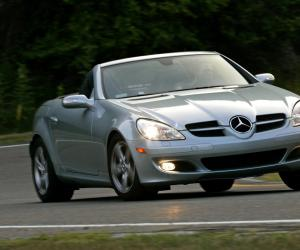 Mercedes-Benz SLK 280 photo 9