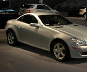 Mercedes-Benz SLK 280 photo 12
