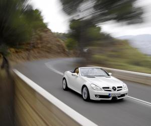 Mercedes-Benz SLK 280 photo 13