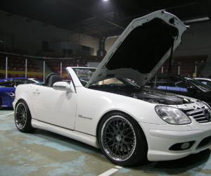Mercedes-Benz SLK 32 AMG photo 1