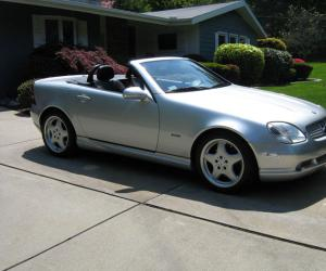 Mercedes-Benz SLK 32 AMG photo 5