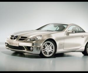 Mercedes-Benz SLK 320 photo 1