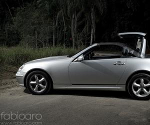 Mercedes-Benz SLK 320 photo 4