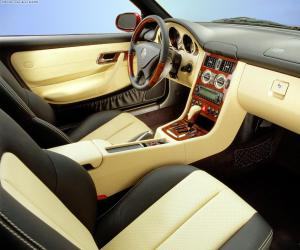 Mercedes-Benz SLK 320 photo 5