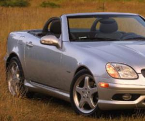 Mercedes-Benz SLK 320 photo 10