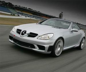 Mercedes-Benz SLK 55 Tracksport photo 1