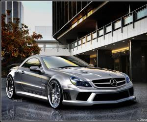 Mercedes-Benz SLK Black Series photo 1
