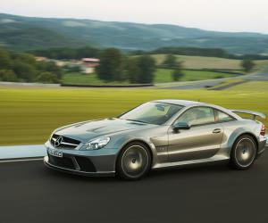 Mercedes-Benz SLK Black Series image #2