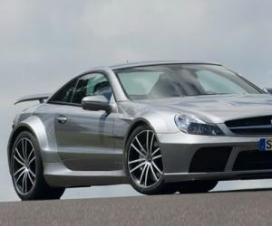 Mercedes-Benz SLK Black Series image #8