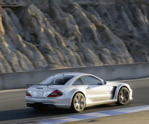 Mercedes-Benz SLK Black Series image #16