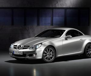 Mercedes-Benz SLK Edition 10 photo 1