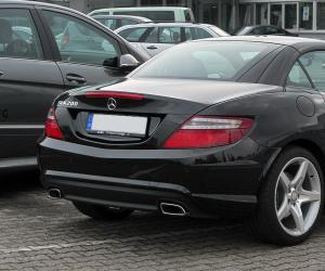 Mercedes-Benz SLK Sportpaket photo 1