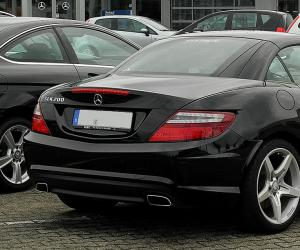 Mercedes-Benz SLK Sportpaket photo 3
