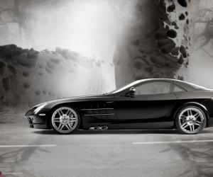Mercedes-Benz SLR photo 3