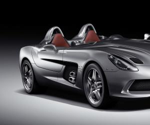 Mercedes-Benz SLR photo 4
