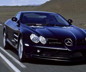 Mercedes-Benz SLR photo 11