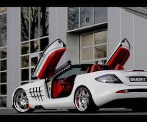 Mercedes-Benz SLR photo 14