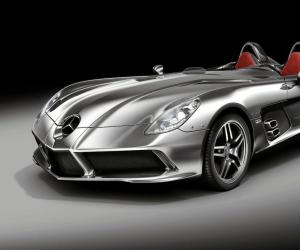 Mercedes-Benz SLR photo 15
